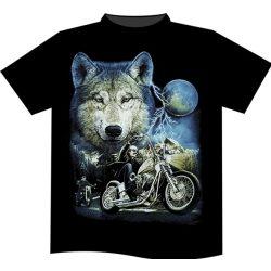 Moon Rider póló