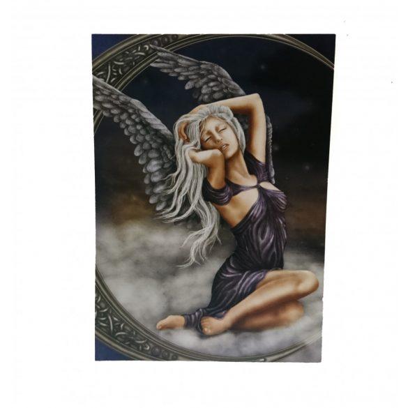 Angyalos képeslap