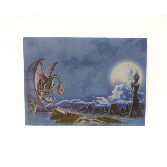 Sárkányos képeslap