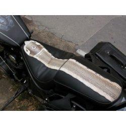Kígyóbőr ülés