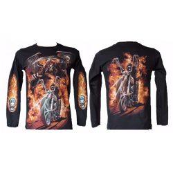 Burning Rider hosszú ujjú póló