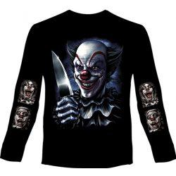 Killer Clown hosszú ujjú póló