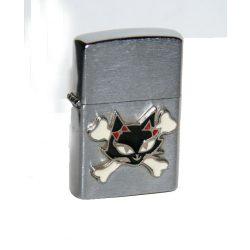Színes macskafejes öngyújtó