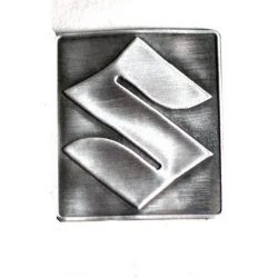 Suzuki metal sticker
