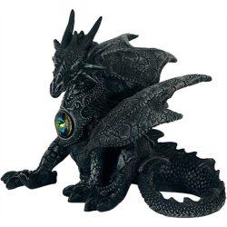 Fekete sárkány kristállyal