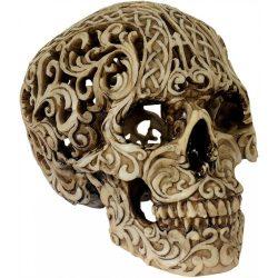 Kelta mintás koponya