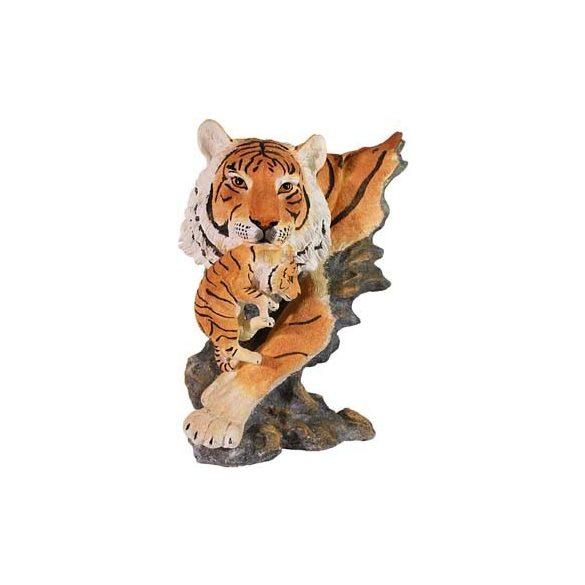 Tigris szobor (figura, térplasztika)(panthera)