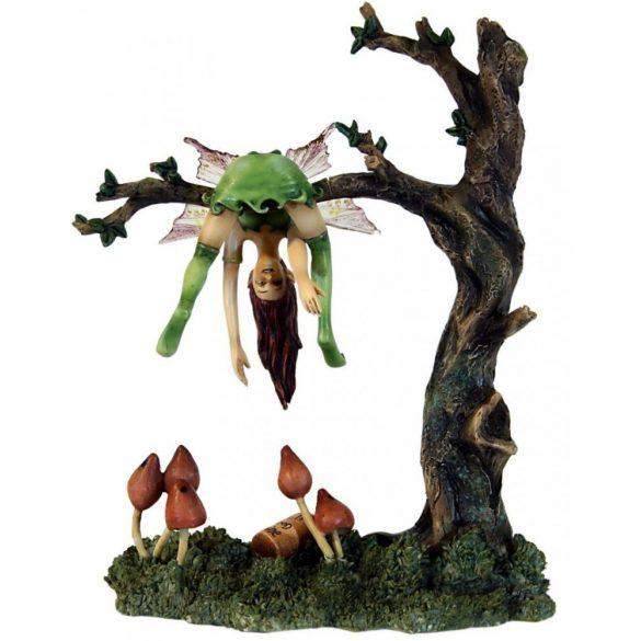 Faágon játszó tündér
