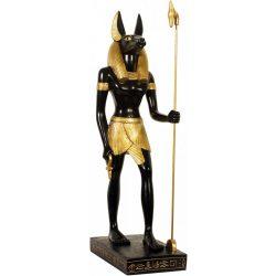 Anubisz szobor