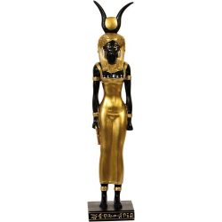 Isis sculpture