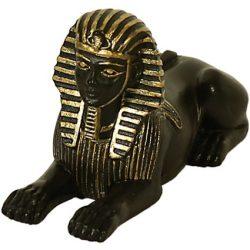 Fekete Szfinx szobor