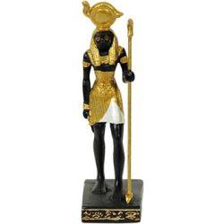 Egyiptomi Szobor Horus/Hórusz