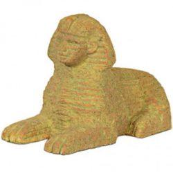Szfinx szobor dísz