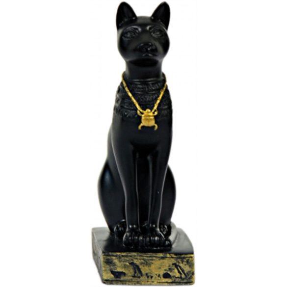Egyiptomi Szobor Bastet/Básztet