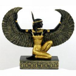 Maat istennő szobor