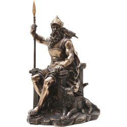 Viking Szobor Odin