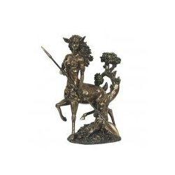 Dryade/ erdei nimfa szobor