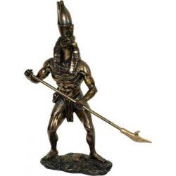 Horus sculpture