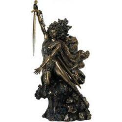 Nemeszisz istennő szobor