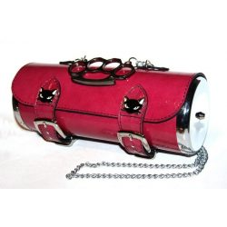 Rockabilly woman bag
