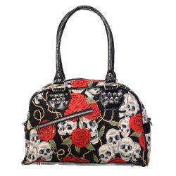 Skull and Roses handbag