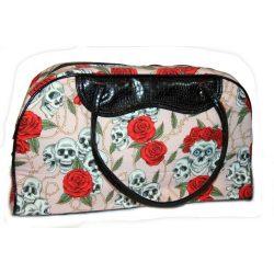 Skull and roses big bag