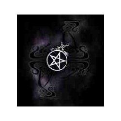 Pentagramm nyaklánc