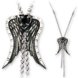 Angyalszárny nyaklánc