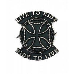 Live to Ride, Ride to Live jelvény