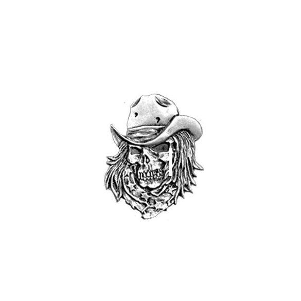 Cowboy koponya jelvény