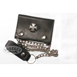 Kecskebőr pénztárca