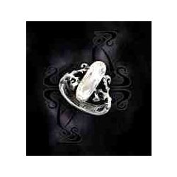 Oneiza kvarca gyűrű