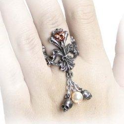 Aurum Mortis gyűrű