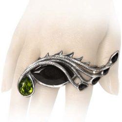 Gorgon szeme gyűrű