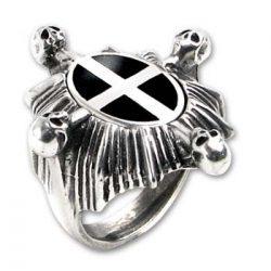 Szent Ankou pajzsa gyűrű