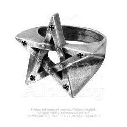 Pentagramma gyűrű