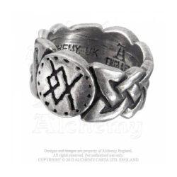 Viking rúna gyűrű