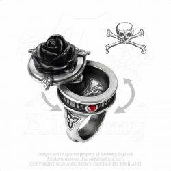 Sub Rosa Poison gyűrű