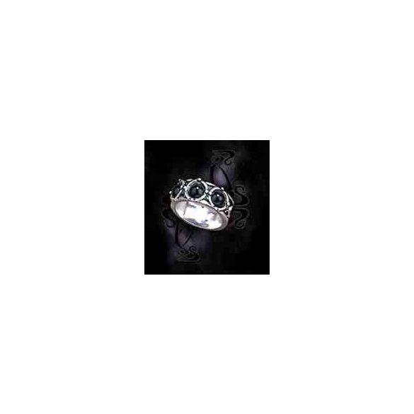 Szellemidéző pecsét gyűrű