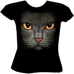 Cat Portrait póló