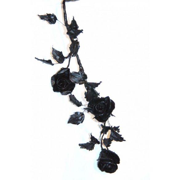 Fekete futórózsa