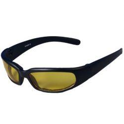 Citrom Motoros szemüveg