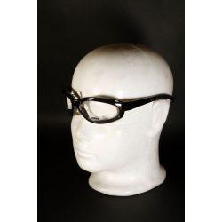 Átlátszó motoros szemüveg