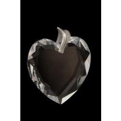 Szív Swarovski kristály medál