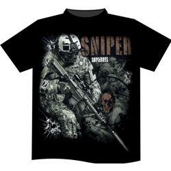 Sniper Dangerous póló