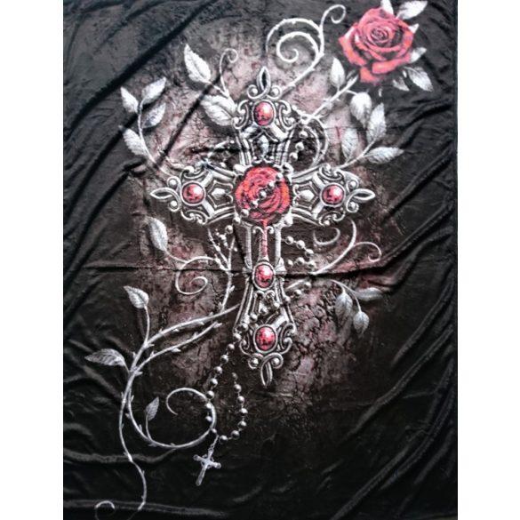 Cross rose takaró