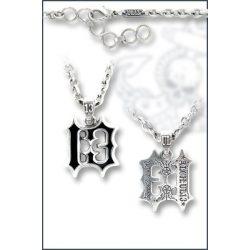 Thirteen pendant