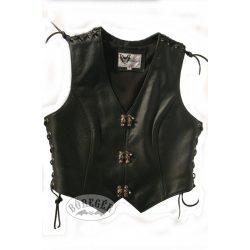 Women lace vest