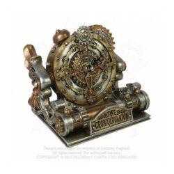 SteamPunk Chronambulator asztali óra