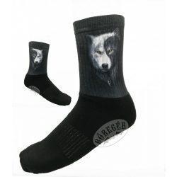 Wolf chi zokni
